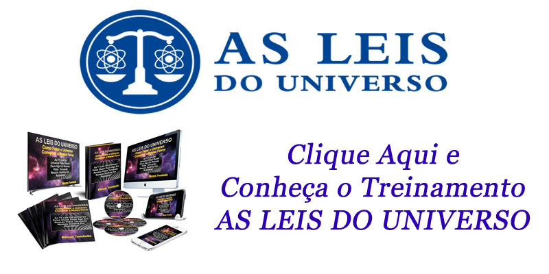 treinamento as leis do universo
