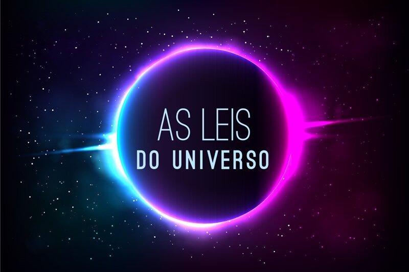 as leis do universo curso